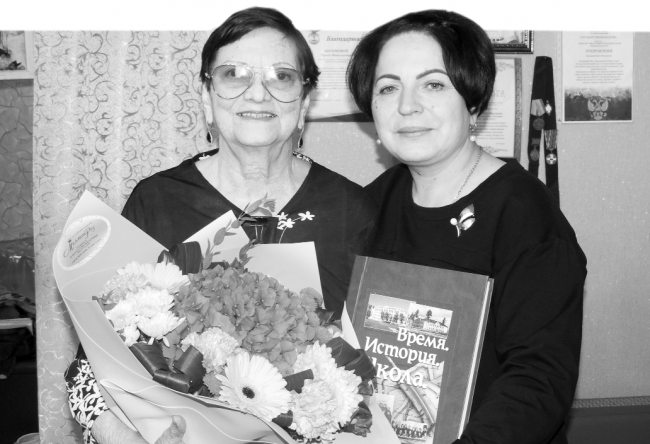 С днем учителя Раиса Николаевна