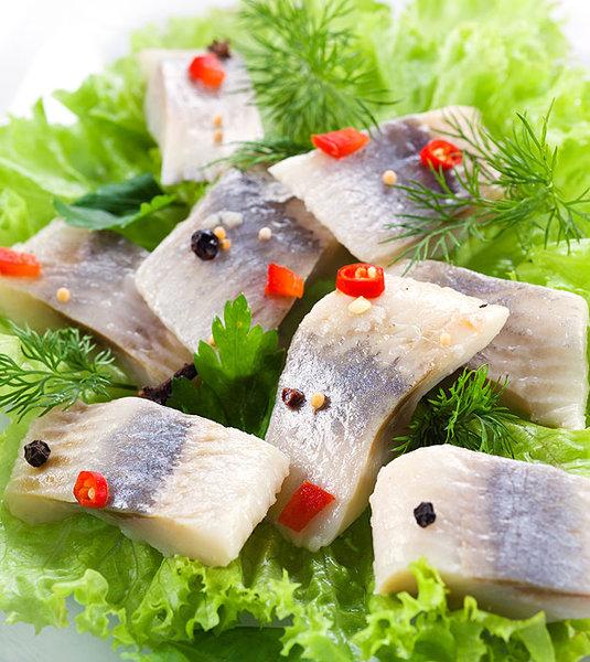 рыба в пресервах