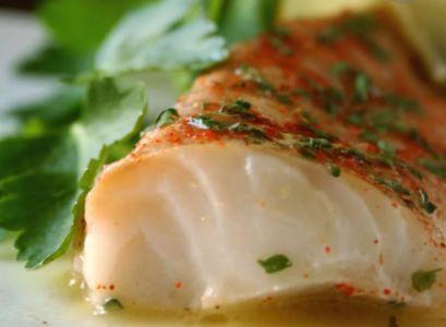Рыба копченая, горячего