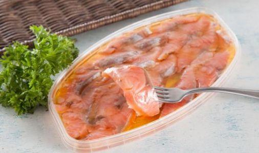 Пресервы с соленой рыбой